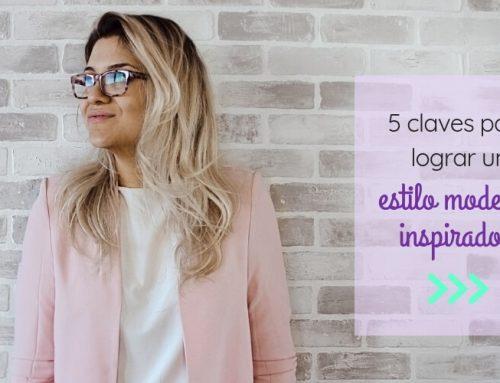 5 claves para lograr un estilo modesto inspirador