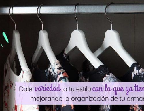 Ideas para organizar tu armario y potenciar tu estilo